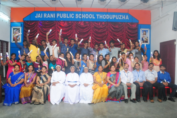 Jai Rani Public School-Graduation Day