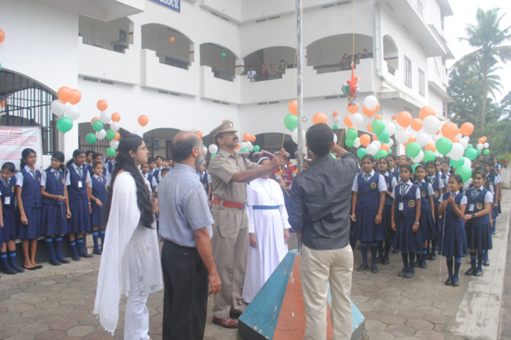 Jai Rani Public School-Independence Day