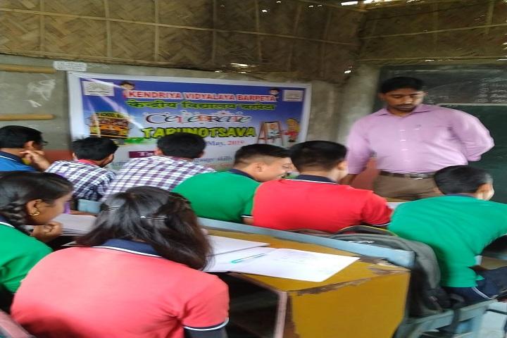 Kendriya Vidyalaya-Classroom