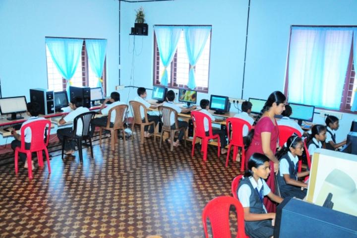 Jai Rani Public School-IT Lab