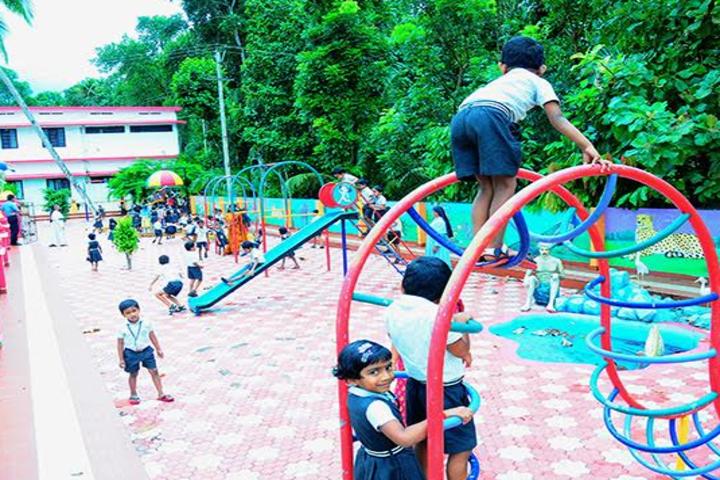 Jai Rani Public School-Play Area