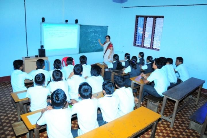 Jai Rani Public School-Smart Classroom
