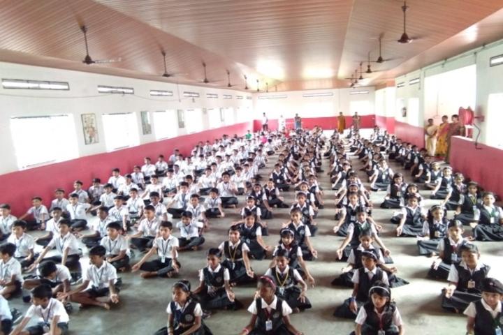 Jai Rani Public School-Yoga