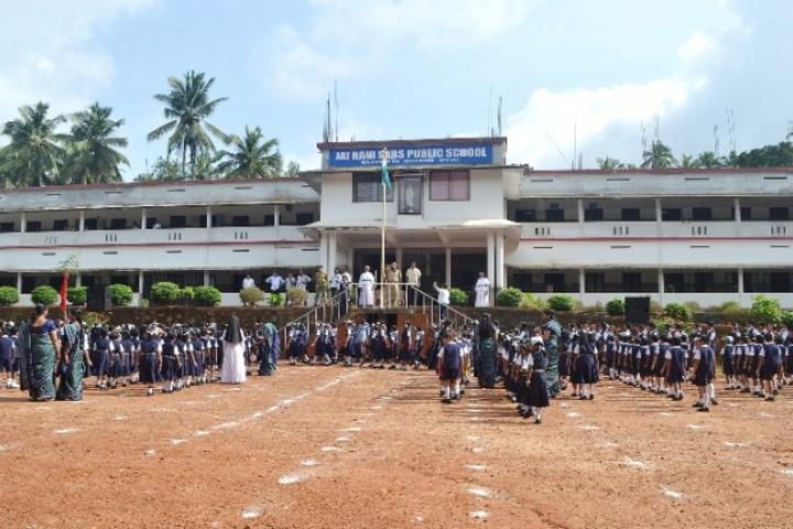 Jai Rani Sabs Public Scool-Campus View
