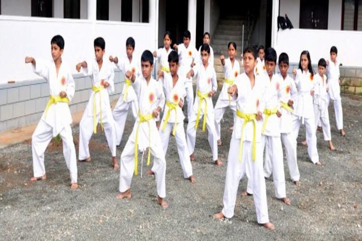 Jai Rani Sabs Public Scool-Karate
