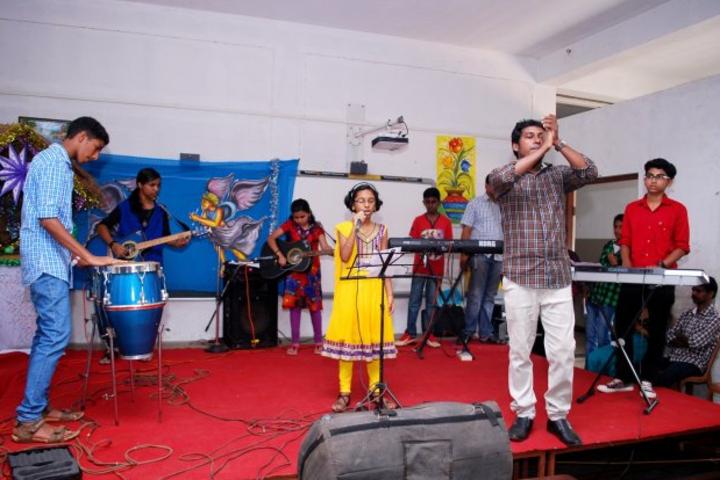 Jai Rani Sabs Public Scool-Music