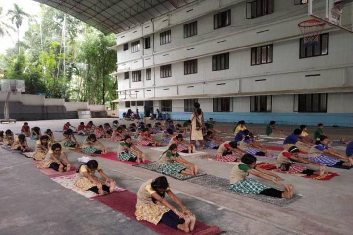 Jai Rani Sabs Public Scool-Yoga