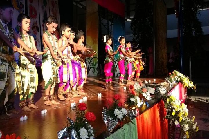 Jaimatha English Medium School-Kids Fest