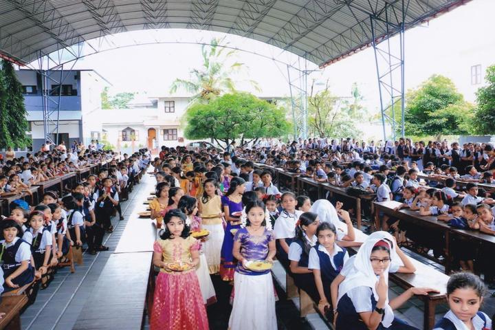 Jaimatha English Medium School-Onam Celebration
