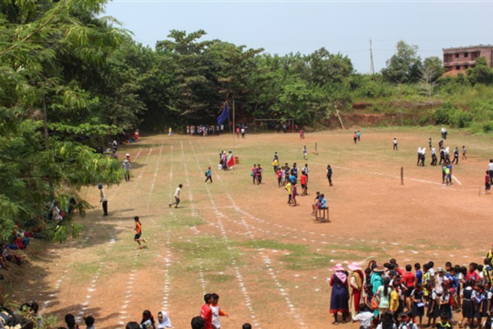 Jaimatha English Medium School-Playground
