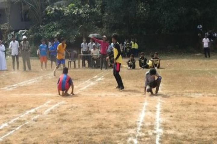 Jaimatha English Medium School-Sports Day