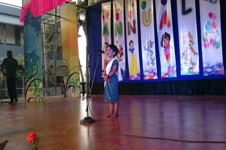 Jaimatha English Medium School-Story Telling