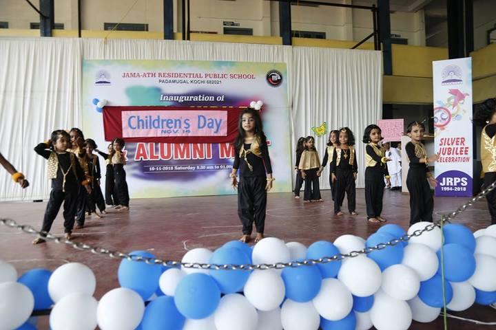 Jama-Ath Residential Public School-Childrens Day