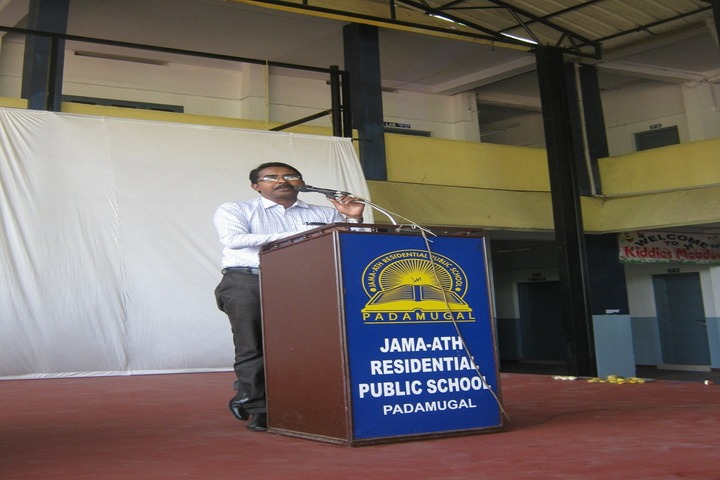 Jama-Ath Residential Public School-Event