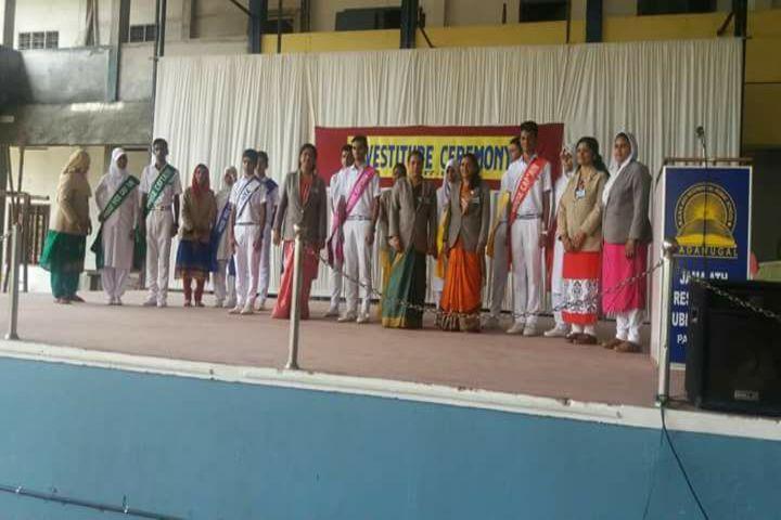 Jama-Ath Residential Public School-Investiture Ceremony