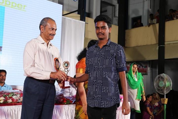 Jama-Ath Residential Public School-Prize Distribution