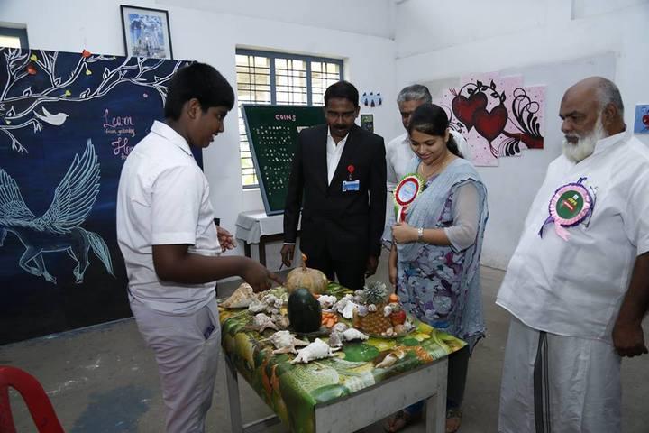 Jama-Ath Residential Public School-School Exhibition