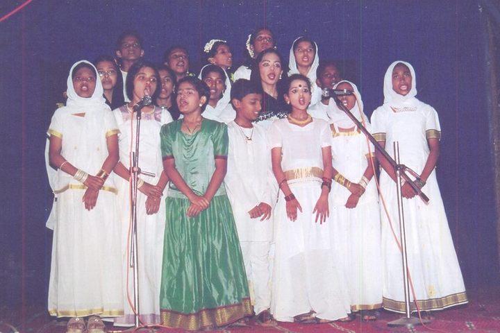 Jama-Ath Residential Public School-Singing