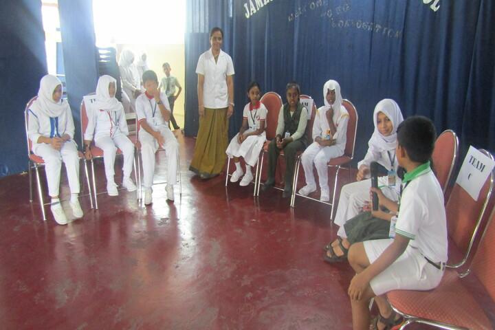 Jamia Hassania Public School-Debate