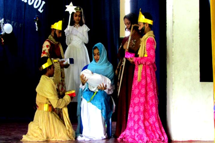 Jamia Hassania Public School-Drama