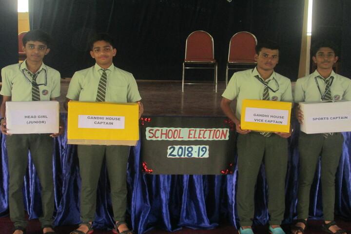 Jamia Hassania Public School-School Election