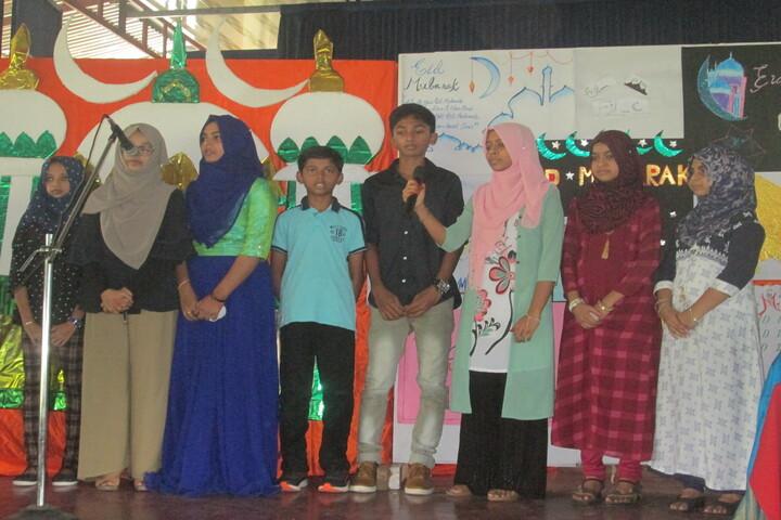 Jamia Hassania Public School-Singing