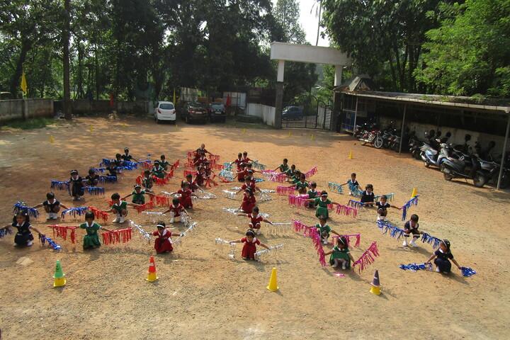 Jamia Hassania Public School-Sports Day