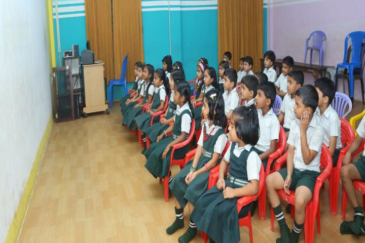 Jamia Salafiya English School-Kinergarden