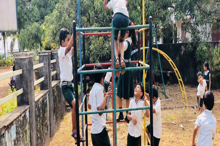 Jamia Salafiya English School-Play Area