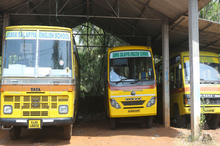 Jamia Salafiya English School-Transport