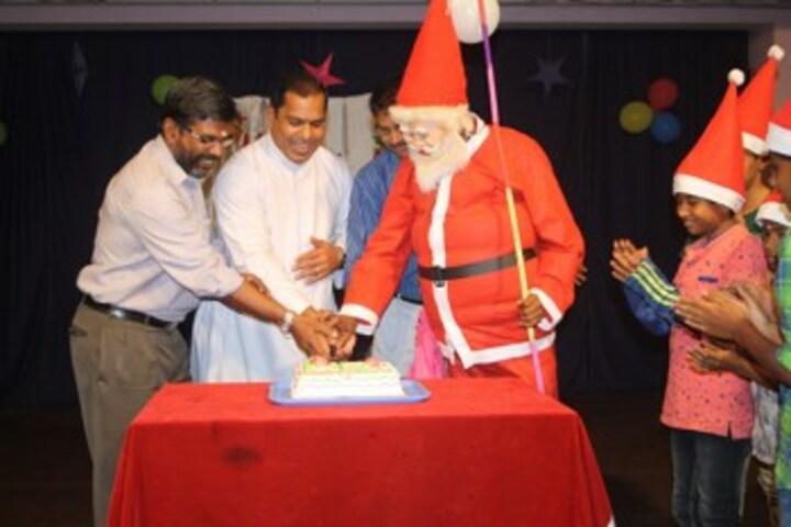 Jawahar Navodaya Vidyalaya-Christmas Celebration