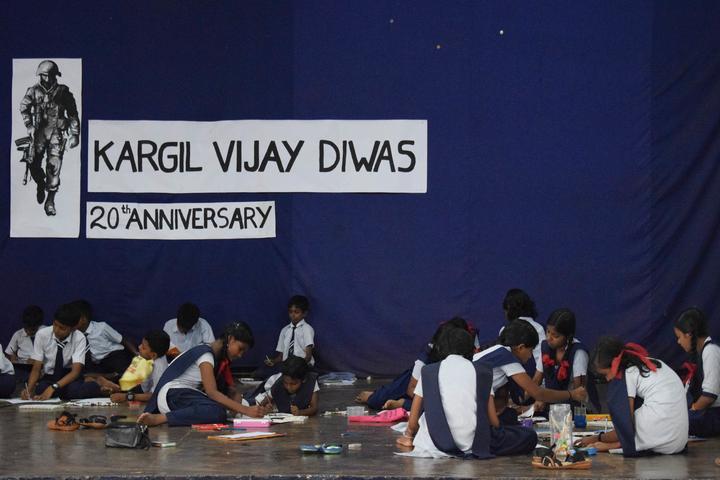 Jawahar Navodaya Vidyalaya-Kargil Vijay Divas