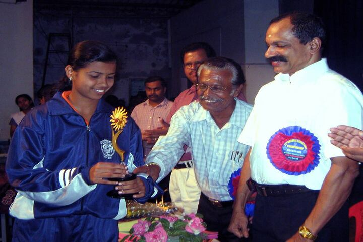 Jawahar Navodaya Vidyalaya- Prize Distribution