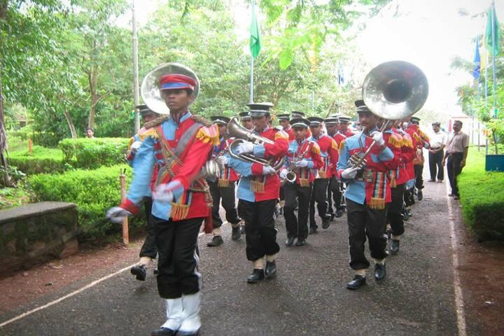 Jawahar Navodaya Vidyalaya-Band Troop