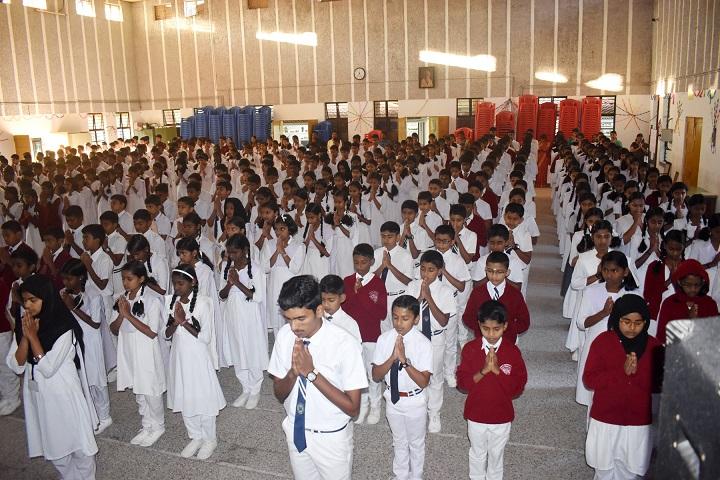 Jawahar Navodaya Vidyalaya-Prayer