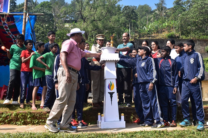 Jawahar Navodaya Vidyalaya-Sports Day Celebration