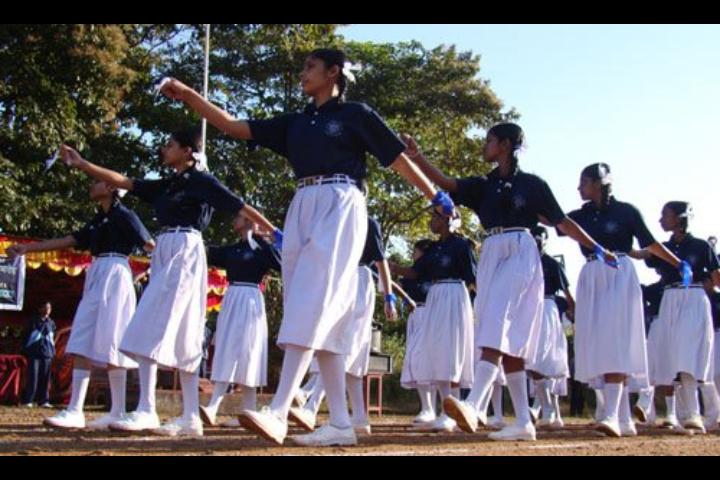 Jawahar Navodaya Vidyalaya- March Past