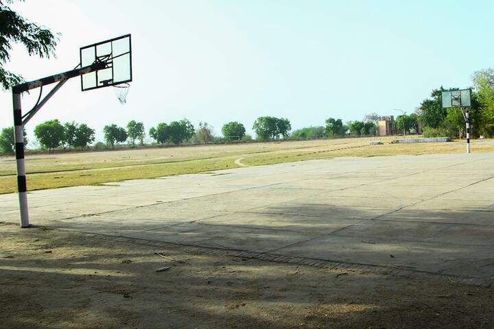Jawahar Navodaya Vidyalaya-Basket Ball Court