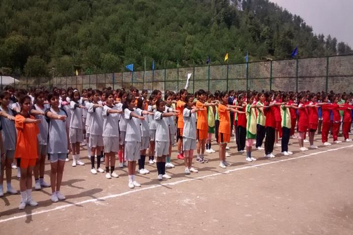 Jawahar Navodaya Vidyalaya-Events sports day