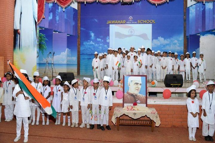 Jawahar Public School-Childrens Day