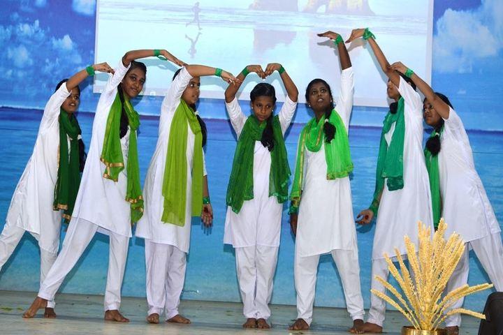 Jawahar Public School-Dance Activity