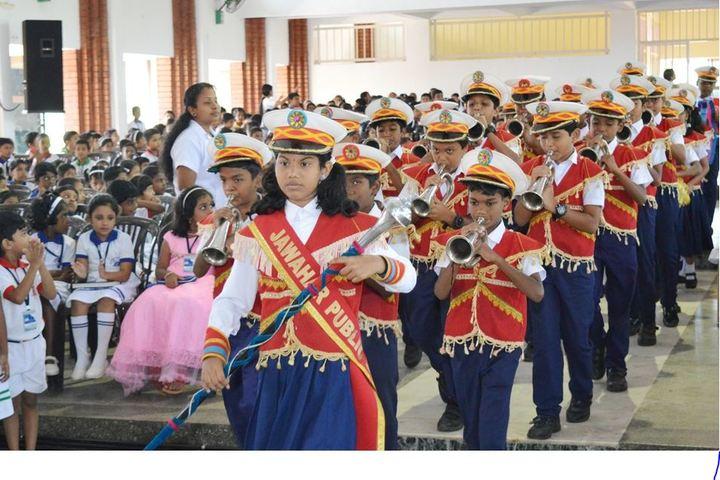 Jawahar Public School-Investiture Ceremony