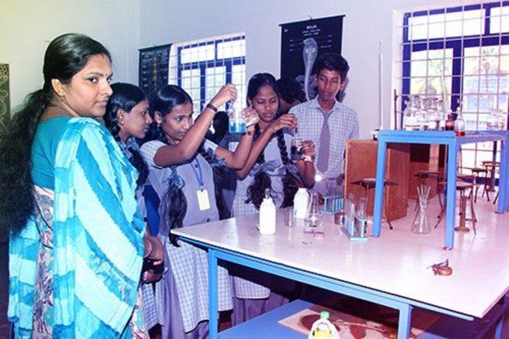 Jnanodayam Public School-Chemistry-Lab