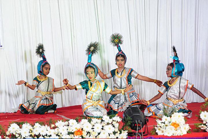 Jnanodayam Public School-Dance