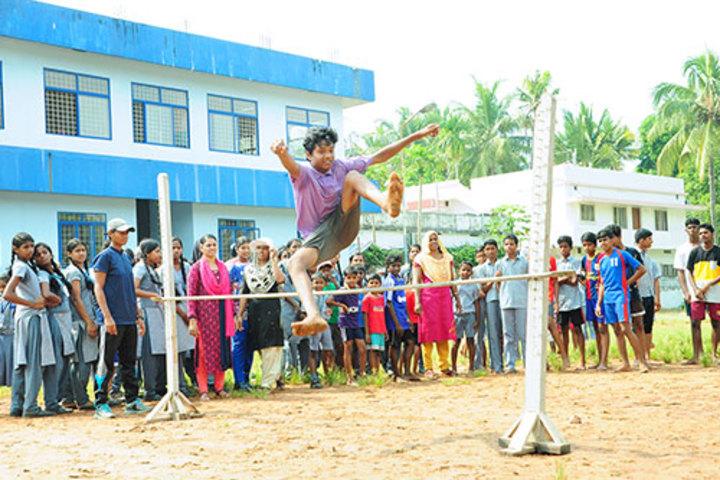 Jnanodayam Public School-Games