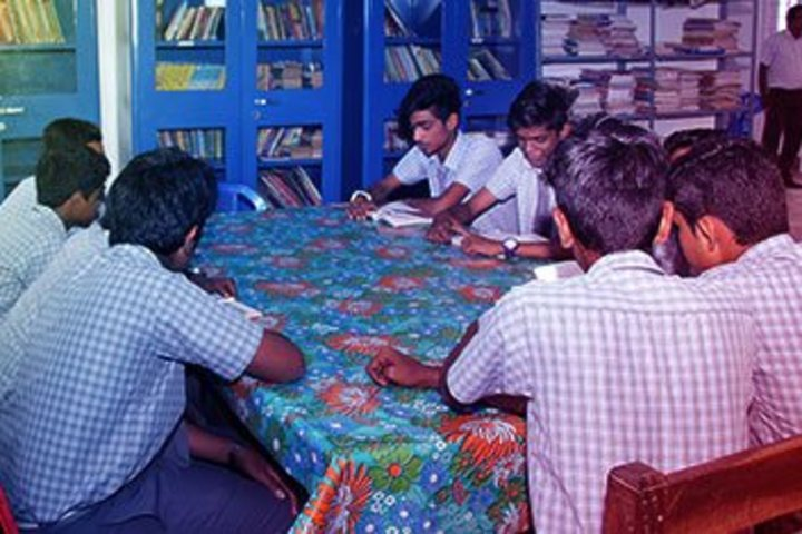 Jnanodayam Public School-Library