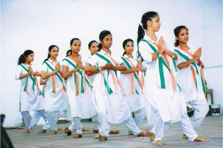Jnanodayam Public School-Republic Day