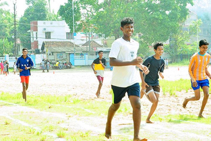Jnanodayam Public School-Sports