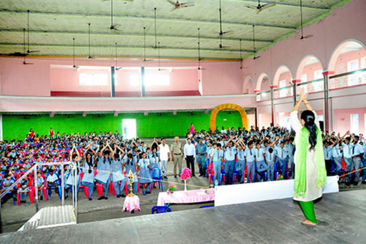 Jnanodayam Public School-Yoga