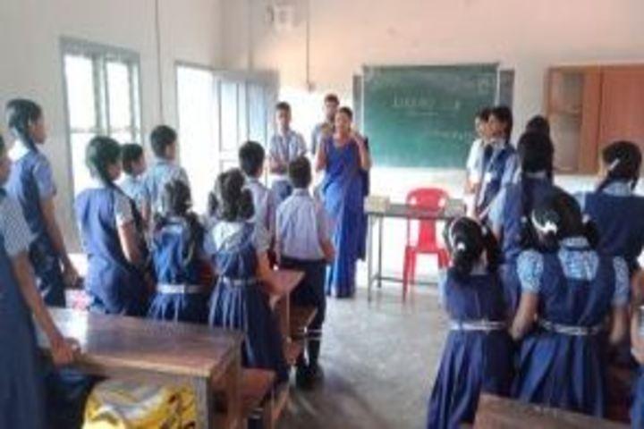Junior Baselios English Medium School-Classroom
